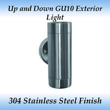 up and Down Exterior Wall Pillar Light in 304 Stainless Steel