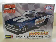 "REVELL - LEONG'S ""HAWAIIAN"" DODGE CHARGER NHRA FUNNY CAR - MODEL KIT (SEALED)"