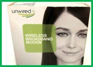Unwired Wireless Broadband Modem | Used | Good Condition | FREE SHIPPING