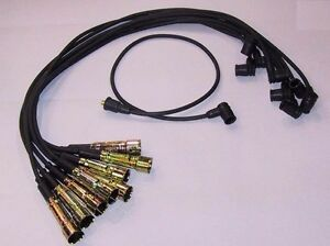 Bremi Set Spark Plug Wire For Mercedes 450SEL 116 Chassis 79 Benz