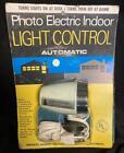 Vintage MCM Space Age Photo Electric Indoor Light Control Radio Shack Tandy NOS