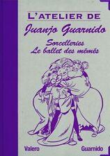 Sorcelleries, Le ballet des Mémés TL 275 ex numéroté et signé par Guarnido, neuf