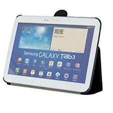 "STM Cape Case Cover Folio for 10.1"" inch Samsung Galaxy Tab 3 - Black NEW"