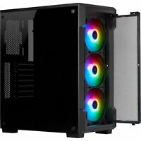 Corsair iCue RGB Ryzen 5 3600 RTX3070 16GB 1TB NVMe 1TB HDD Asus B550M A Wifi