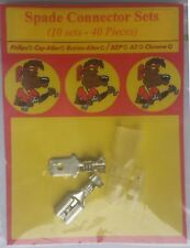 Spade Conectores (X10 conjuntos - 40 Piezas) - Kawasaki Z650