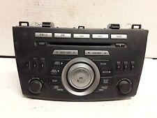 10 2010 Mazda3 AM FM 6 disc satellite radio receiver OEM BBM466ARXB
