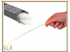 Price's Candle Wax Lighting Tapers Box of 55 200g Log Fires Burners BBQ Etc