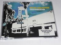 Red Hot Chili Peppers - Californication (Limited Edition Clear CD Single )