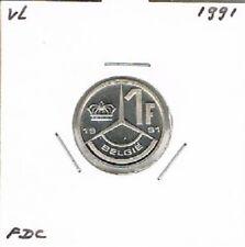 Belgium / België dutch 1 franc 1991 BU - KM171