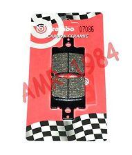07086 Pastiglie Freno Brembo Ant. SR 50 '93 MBK Booster NG Piaggio Zip '94