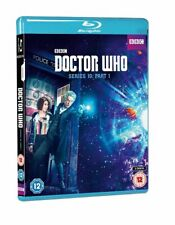 Doctor Who - Series 10 Part 1 (6 exclusive Series 10 art-cards) (Blu-Ray)