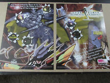ELEMENTAL GEARBOLT Working Designs 2-Page Ad Promo Poster Authentic Original