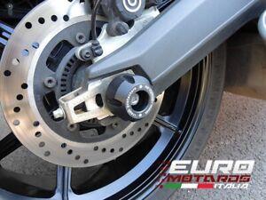 Ducati Scrambler 800 2014-16 RD Moto Tampons Protection Axe Roue Arrière D13PKN