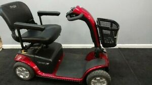 Pride Mobility scooter electric 3-wheel