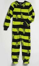 Dr. Seuss Mr. Grinch Stole Christmas Footed Pajamas Adult 1 PC NEW M LAST ONE