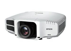 Epson PowerLite Pro G7400UNL - 3LCD projector - no lens - LAN - V11H762920
