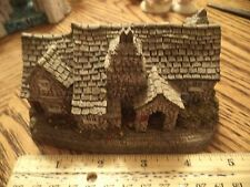 Lilliput Lane Tintagel Old Post Office Cottage 2003 British Collection No Box