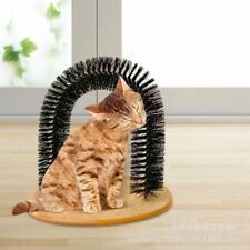 Cat Toy Scratching Massage Brush Comber Hair Cleaning