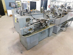 """Clausing Colchester 13"""" x 36"""" Toolroom Lathe with Anilam Wizard lot100"""