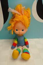 """Rainbow Brite Mini Doll Vintage 11"""" Missing Dress"""