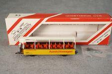 H0m - D + R--20096...RhB Aussichtswagen...OVP    // 4 DD 505