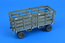 Aerobonus 320090 1/32 Resin USAF F-2A Flightline trailer (steel platform with ra