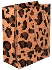 Grand sac cadeau panthère 25cm x 20cm x 8cm - papier 250gsm mat toutes occasions