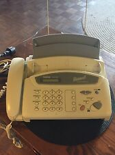 Brother FAX-560 Personal Plain Paper Fax, Phone & Copier