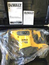 Dewalt Dch481b Flexvolt 60v Li Ion 1 916 Sds Max Combination Hammer With Case