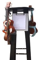 Rotating Guitar Stand Plans Ukulele Rack Holder Band Stage Build Your Own