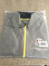 New listing Authentic Ryder Cup 2018 Grey Jacket Size Medium