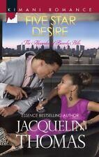 Five Star Desire (Harlequin Kimani RomanceThe Alexanders), Thomas, Jacquelin, Go