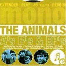 Animals, The - A's B's & EP's CD NEU