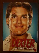 DVD Dexter,Segunda Temporada,Serie TV.