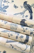 Laura Ashley Summer Palace Royal Blue wallpaper rolls Price Per Roll