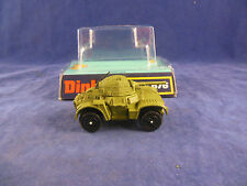 Dinky toys 676 Daimler Armoured Car Speedwheels Original & Superb