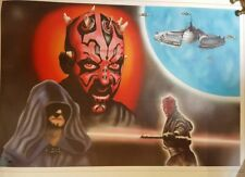 Star Wars - Print / Poster - Paul Yeoman Artist - 91 of 500 - 66cmx50cm - Look