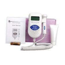 Choicemmed Sonoline B Fetal Baby Heart Monitor 3MHz Probe Gel Battery FH