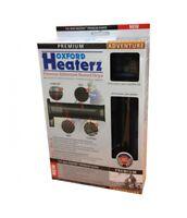 Oxford Heaterz Premium Adventure Heated Grips Black EL690Z