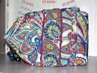 VERA BRADLEY LARGE DUFFEL BAG TOTE CHOICE OF DISCONTINUED PATTERNS NWT - NWOT
