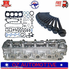 TOYOTA HIACE HILUX 2RZ/2RZ-E 2.4L 8v FULLY ASSEMBLED COMPLETE CYLINDER HEAD PACK