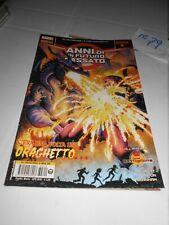 Gli Incredibili X-MEN 309 ANNI DI UN FUTURO PASSATO SECRET WARS 4 PANINI  MI79