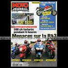 MOTO JOURNAL N°1383 HONDA CBR 900 RR KAWASAKI ZX-9R YAMAHA YZF 1000 R1 TT-R 250