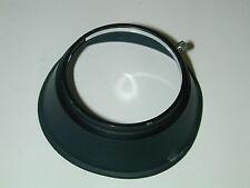 paresoleil OLYMPUS  pour objectif   35/70mm   photo photographie