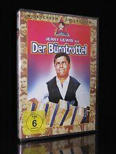 # DVD DER BÜROTROTTEL - JERRY LEWIS - Slapstick-Komödie von 1961 *** NEU ***