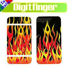 SKIN STICKER COVER PELLICOLA FIAMME PER IPHONE 3G 3GS