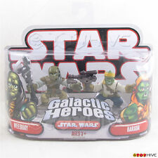 Star Wars Galactic Heroes Weequay and Barada 2 figure pack