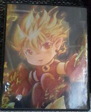 Neue Yu-Gi-Oh Sammlung in tollem Max Fire Boy Sammelordner! Neuware