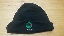 Rare Israel IDF Zahal Army Soldiers Uniforms Fleece Hat Cap 89 Battalion Unit NR