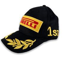 NEW Pirelli P Zero Podium Cap & Bag Formula One Moto GP F1 -  🇦🇺 Aus Seller